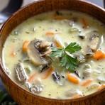 суп рисовый в мультиварке