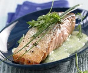 Как приготовить филе лосося