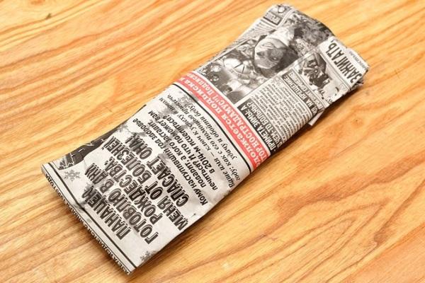 Сверните газету