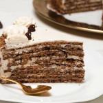 простой торт в мультиварке