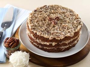 можно не украшать этот торт