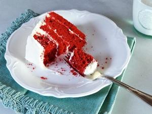 готовый торт отправляем в холодильник