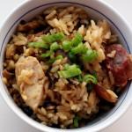 рис с курицей в мультиварке