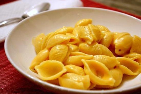 макароны с сыром в мультиварке