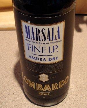 выбираем вино Марсала