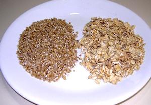 готовим пшеничную кашу
