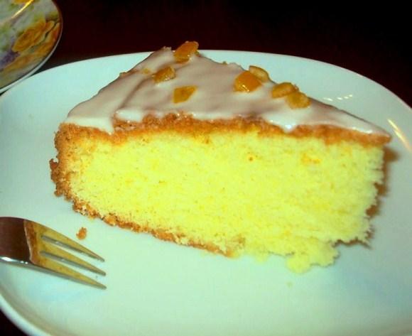 лимонный кекс рецепт на молоке