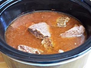 готовим мясо в медленном режиме