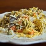 классический салат оливье французский рецепт