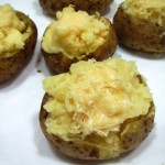 картошка запеченная в мультиварке