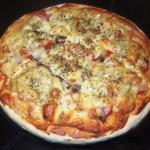 пицца в мультиварке редмонд