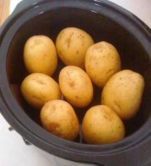 Отвариваем картошку в мультиварке в режиме Готовка на пару