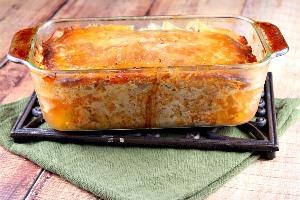 Нежная мясная запеканка в мультиварке фото рецепт Коломна