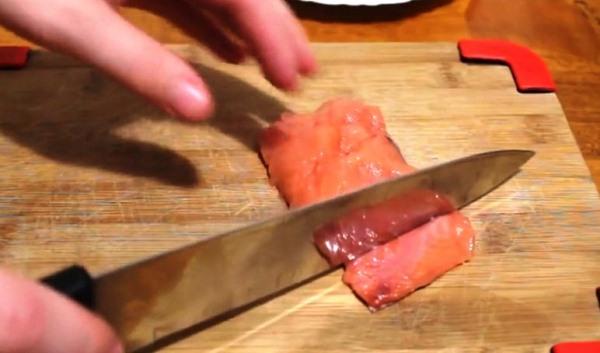 Рыбный пирог в мультиварке с рисом и горбушей фото рецепт Коломна