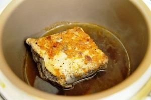Пряная свинина в мультиварке с клюквой и медом фото рецепт Коломна