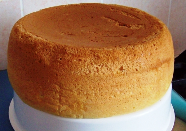 Как приготовить бисквит в мультиварке