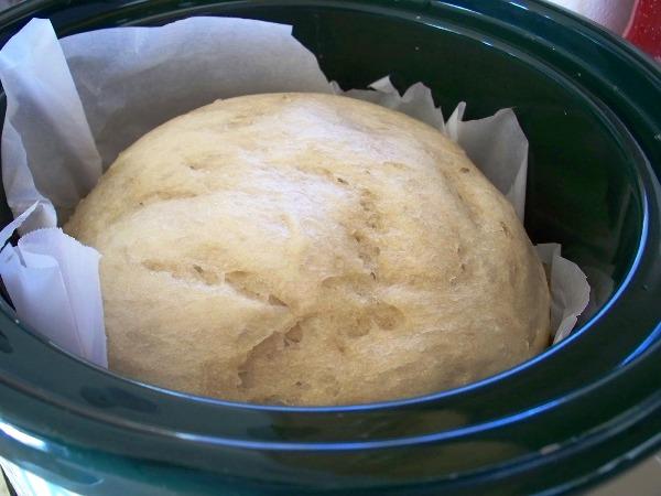 Даем хлебу в мультиварке подняться