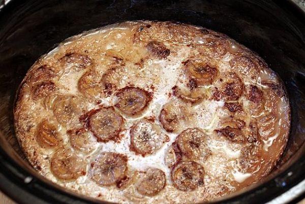 Овсяная каша в мультиварке на молоке с семенами льна фото рецепт Коломна