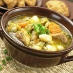 Суп с говядиной в мультиварке