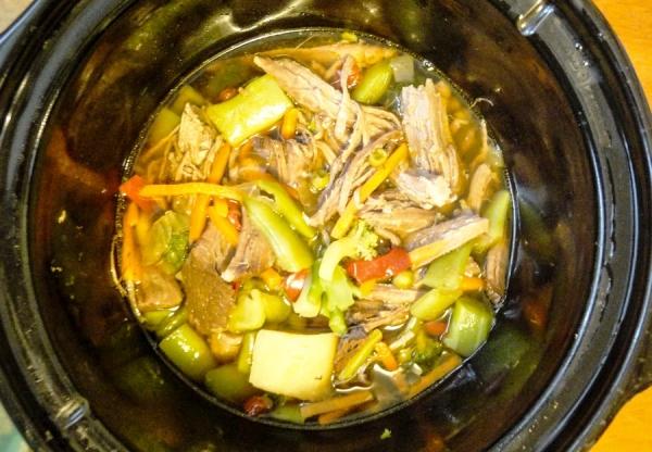 Легкий суп с говядиной и овощами фото рецепт Коломна