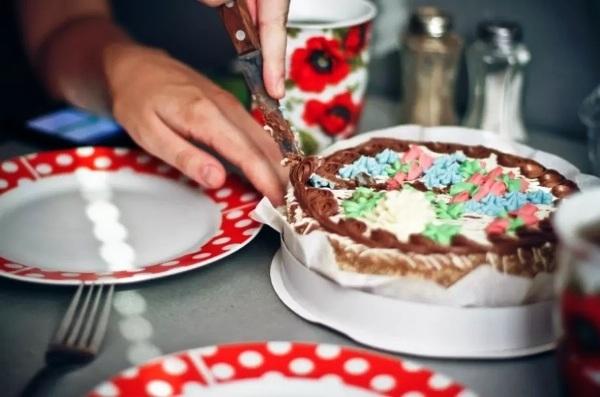 Киевский торт - советский символ сладкой жизни