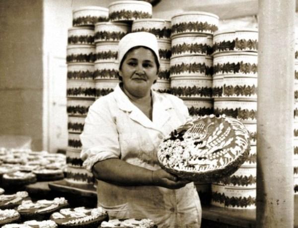 Рецепт киевского торта включал орехи кешью