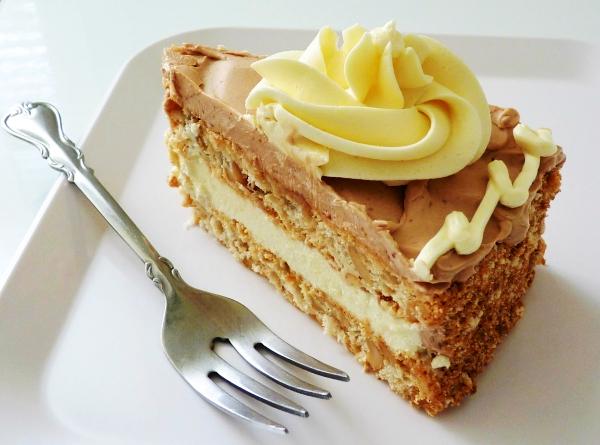 Киевский торт рецепт по госту СССР