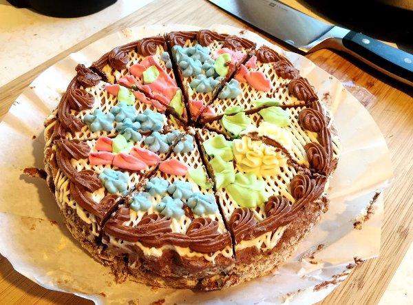 Киевский торт: рецепт десерта с 60 летним стажем фото рецепт Коломна
