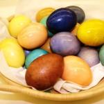 Чем красить яйца на Пасху натуральные красители
