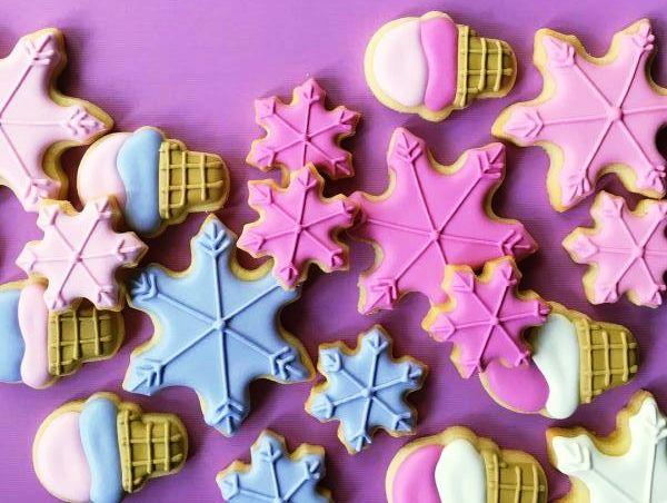 Необычное печенье