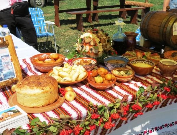 Кулинарные традиции и кухня Украины