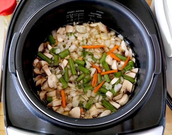 рис блюдо