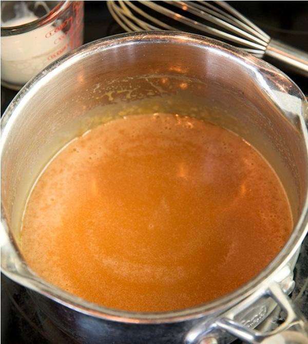 Сливочно карамельный крем для торта фото рецепт Коломна