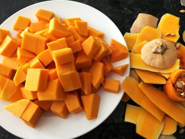 Суп пюре из тыквы в мультиварке фото рецепт Коломна