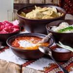 Украинские блюда