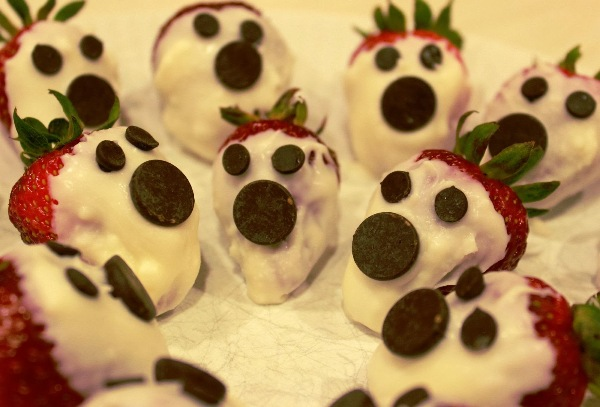 Кулинарные рецепты к Хеллоуину фото рецепт Коломна