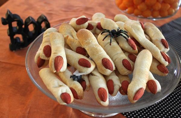 Песочное печенье с миндальными орехами