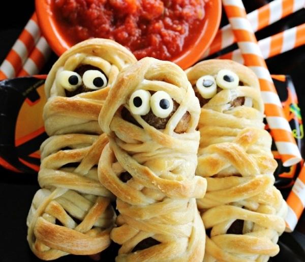 Кулинарные идеи к Хеллоуину фото рецепт Коломна
