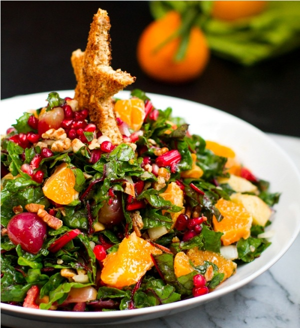 Новогодний салат Елка фото рецепт Коломна