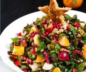 Новогодний салат Елка