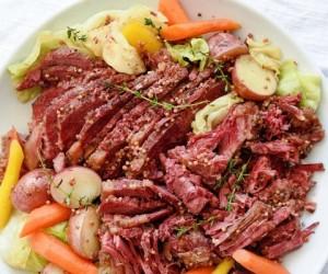 Мясо на праздничный стол