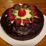 Бисквитный торт в мультиварке рецепты с фото