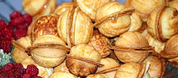 Печенье орешки со сгущенкой рецепт
