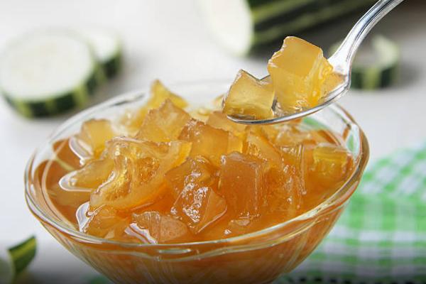 Рецепт варенья из кабачков и лимонов