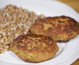 Рецепт котлет из фарша и кабачков