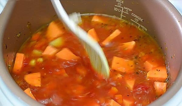 Итальянский суп минестроне рецепт с фото
