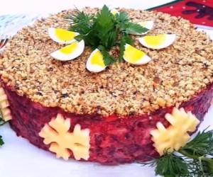 Салат из вареной свеклы рецепты с фото