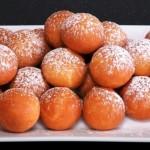 Творожные шарики в масле рецепт