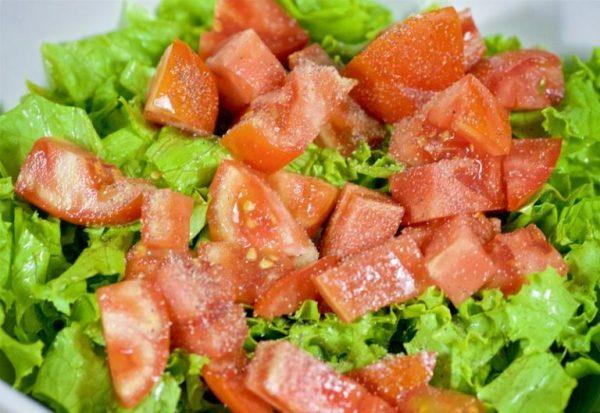 Салат с тунцом рецепт
