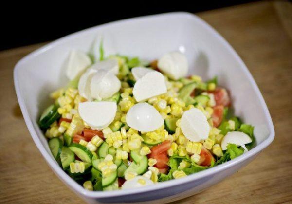 Салат нисуаз с тунцом консервированным классический рецепт